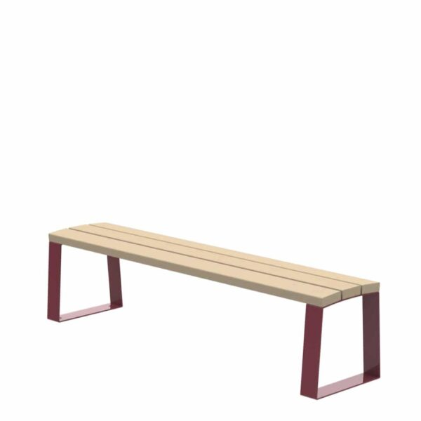 ATECH-SYNERGIE-Backless-bench