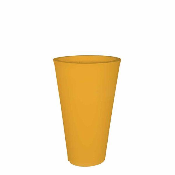 ATECH-Amphor-Flower-pot-Melon-Yellow