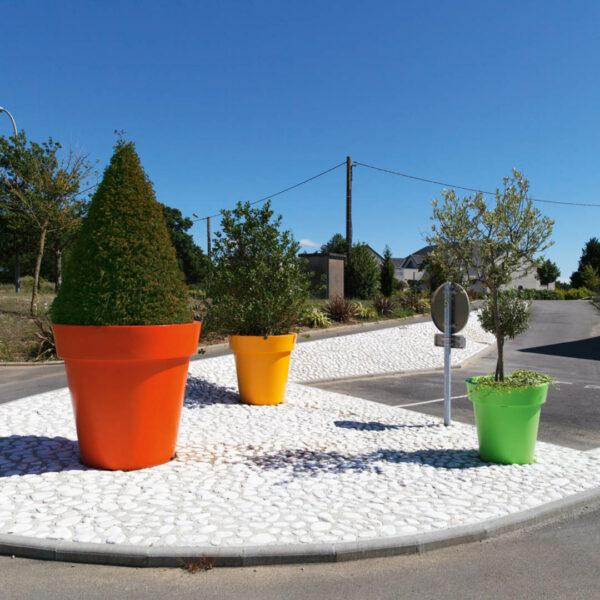 ATECH-Extravase-Flower-pot
