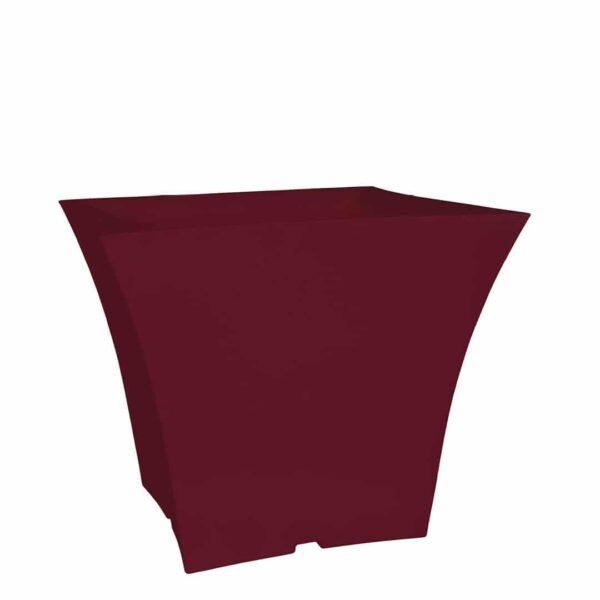 ATECH-Gal-b-Flower-pot-Wine-red