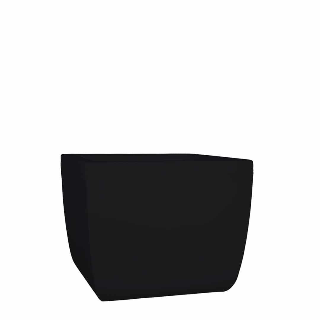 ATECH-Quadri-flower-pot-Black