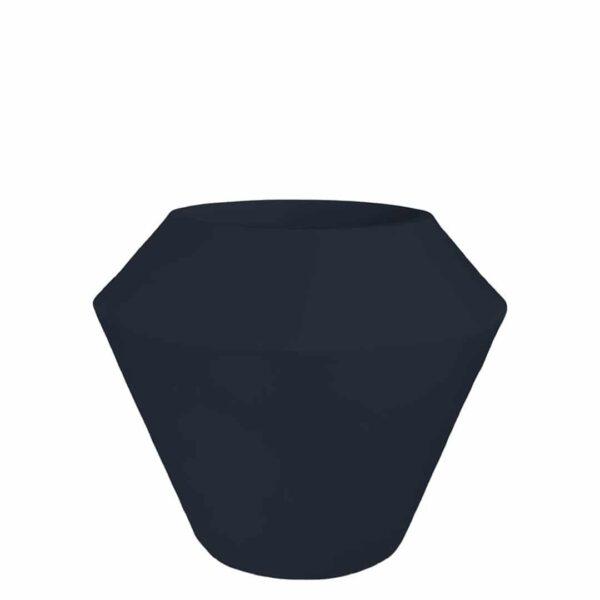 ATECH-SAPHIR-Flower-pot-1-Charcoal-grey