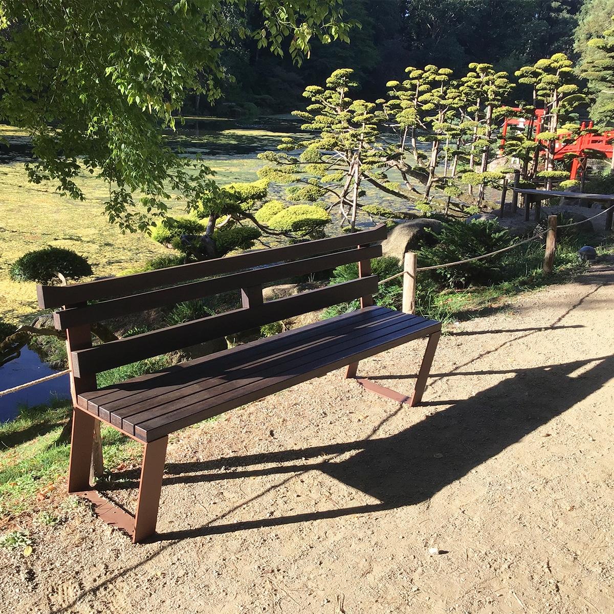ATECH-public-bench-japanese-garden