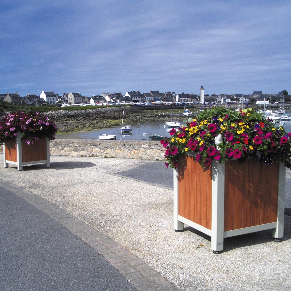 ATECH-bank-design-planter-flower-city-dualis-range